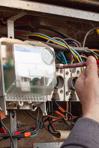 Electrical Service and Repair